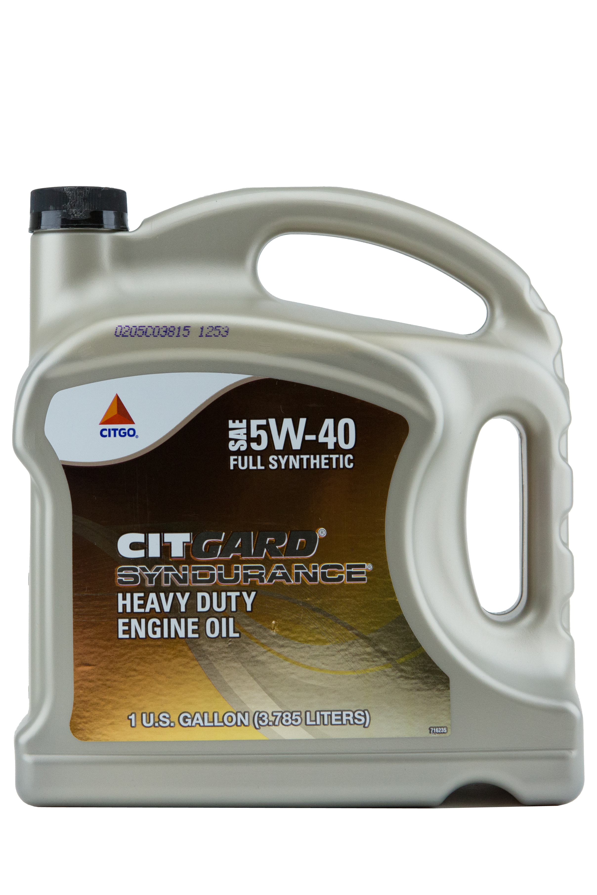 Buy Citgo Citgard Syndurance 5w40 Heavy Duty Engine Oil