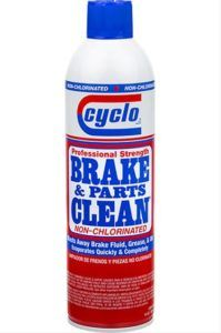 Cyclo Brake & Parts Clean
