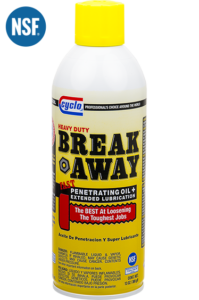 Cyclo Break Away Penetrating Oil