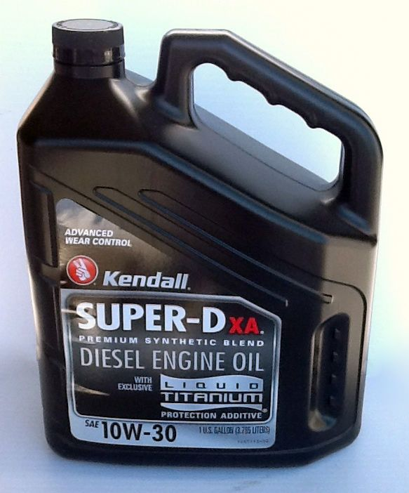 Buy Kendall Super D Xa 10w30 Heavy Duty Motor Oil Online