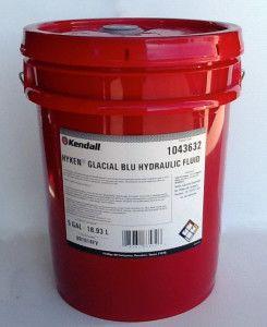 Kendall Hyken Glacial Blu Hydraulic Fluid