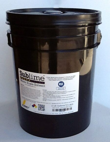 SUMMIT SUBLIME WATER SCALE SOLVENT