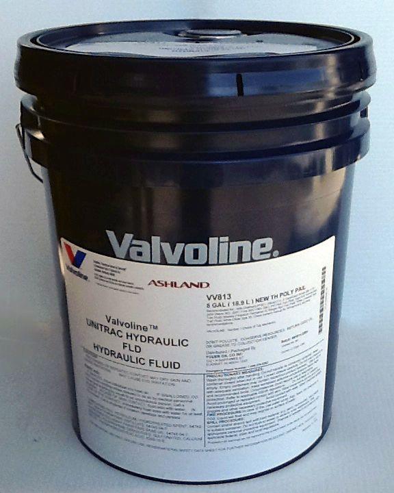 Valvoline Unitrac Hydraulic Fluid
