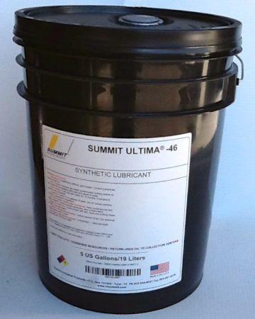 Summit Ultima 46 Compressor Oil
