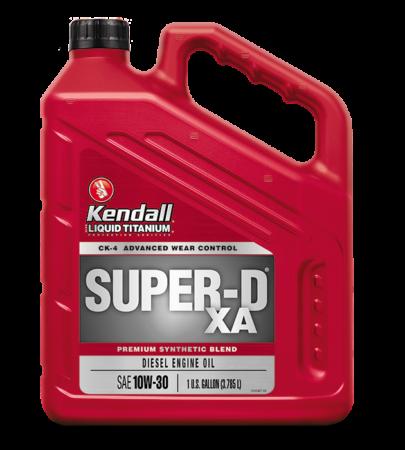 Kendall Super-D XA 10W30 Engine Oil