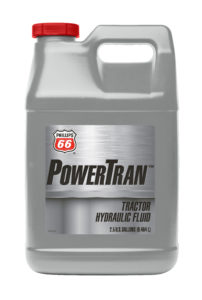 Phillips 66 Powertran Tractor Hydraulic Fluid