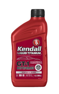 Kendall Synthetic Blend 10W30 Motor Oil