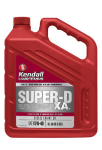 Kendall Super D-XA 15W40 Engine Oil