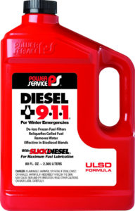 Power Service Diesel 911 Additive