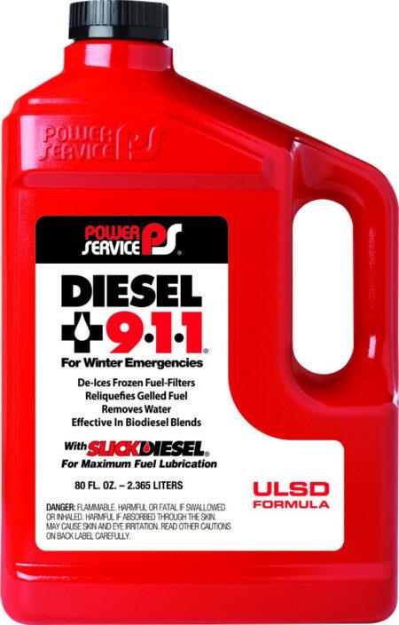 Power Service Diesel 911 Additive