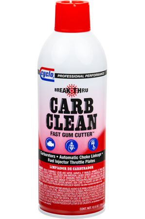 Cyclo Professional Strength Carb Clean