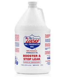 LUCAS HYDRAULIC OIL BOOSTER STOP LEAK