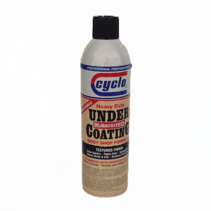 CYCLO RUBBERIZED SPRAY UNDERCOATING