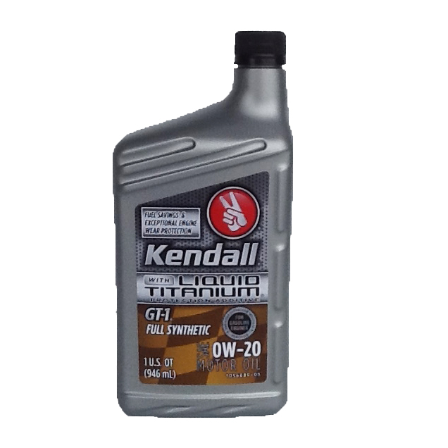 Buy Kendall Full Synthetic 0w20 Motor Oil Online Free
