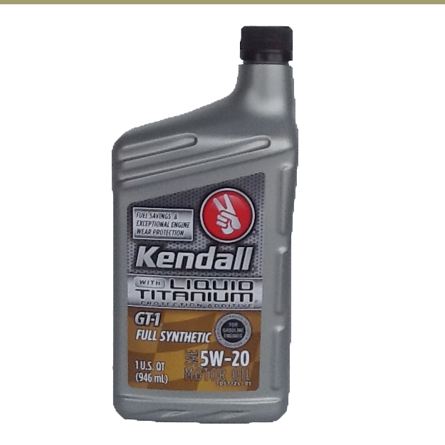 Buy Kendall Full Synthetic 5w20 Motor Oil Online Free