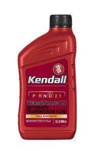 Kendall Versatrans LV Automatic Transmission Fluid