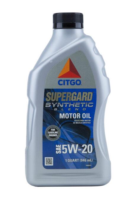 Citgo Supergard 5W20 Motor Oil