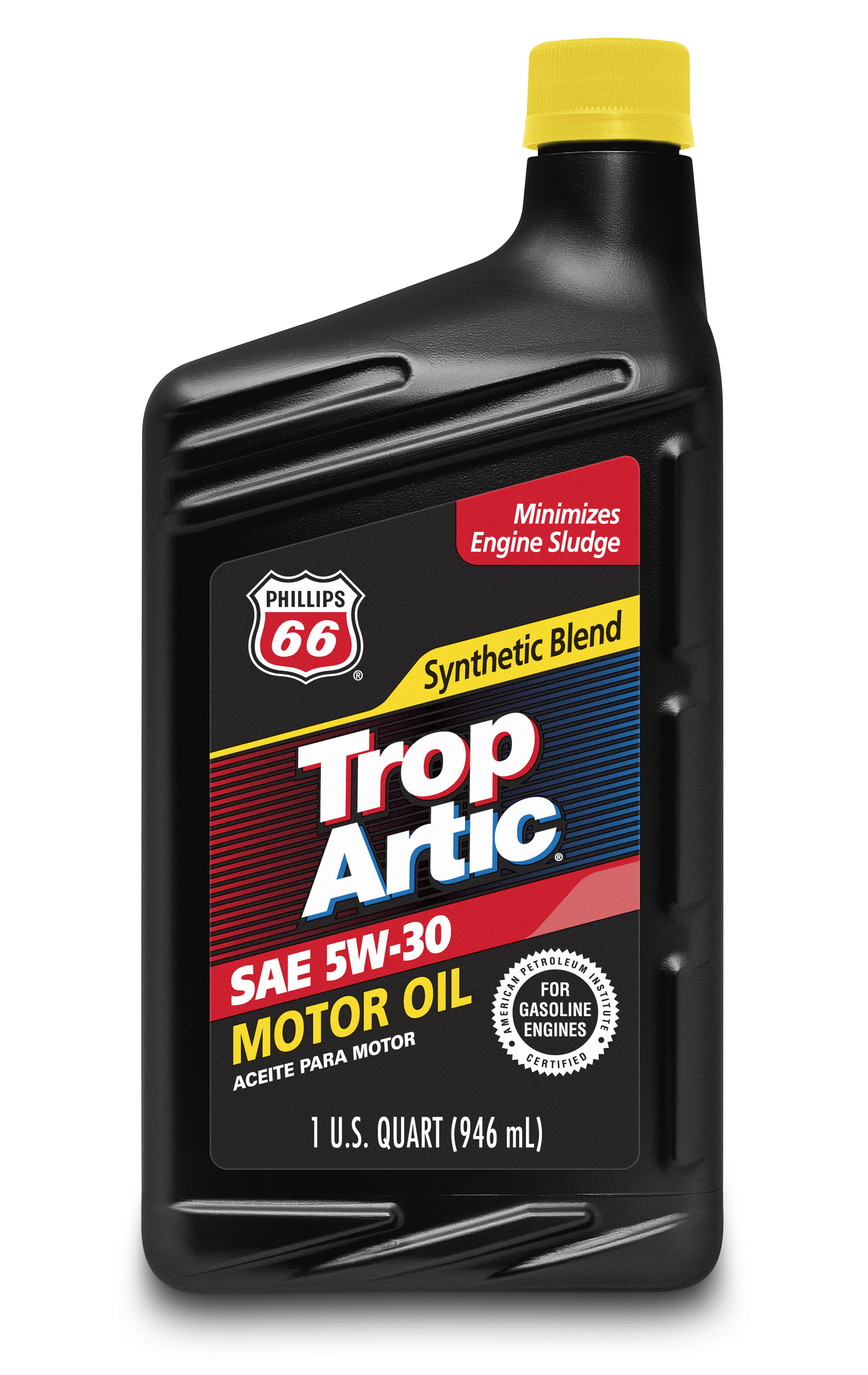 Buy Phillips 66 Synthetic Blend 5w30 Tropartic 12 1 Qts