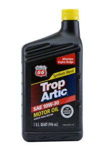 Buy Phillips 66 Synthetic Blend 10w30 Tropartic 12 1 Qts