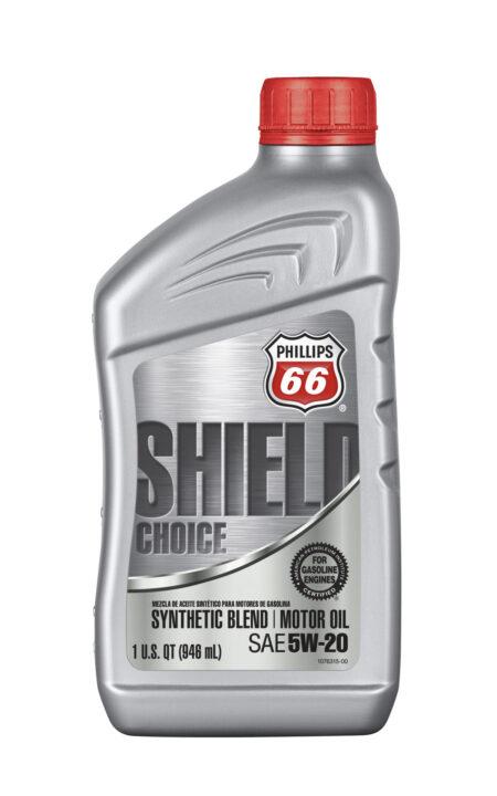 Phillips 66 Shield Choice SB 5W20