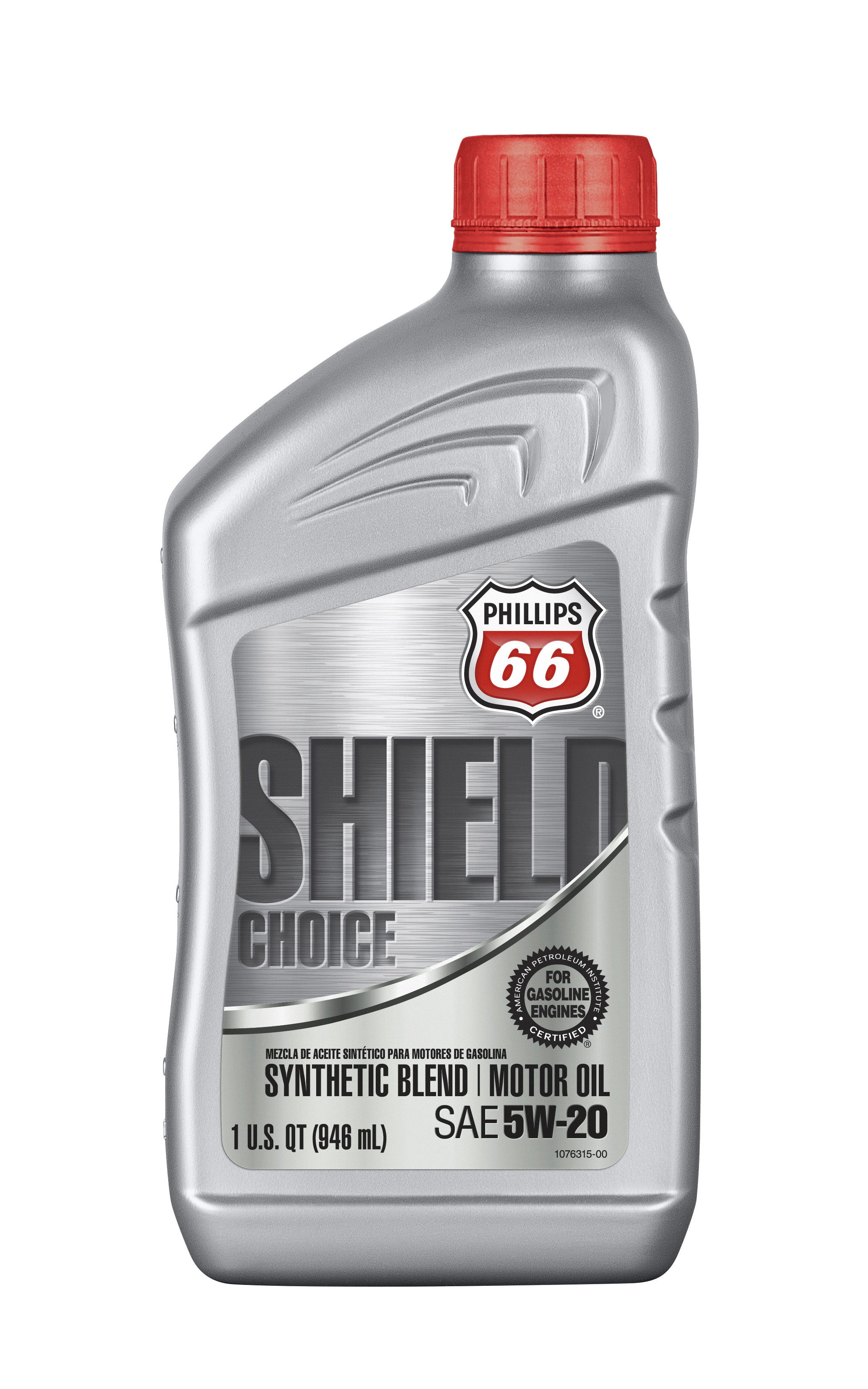 Buy phillips 66 shield choice sb 5w20 12 1 qts case for Why use synthetic blend motor oil