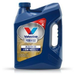 Valvoline Premium Blue One Solution 15W40
