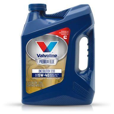 Valvoline Premium Blue One Solution 15W40