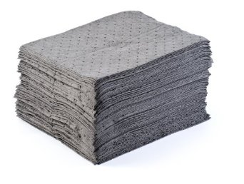 Gray Universal Absorbent Pads