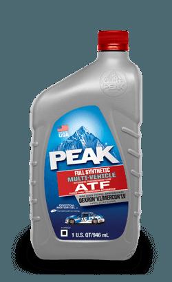 Peak Full Synthetic Multi Vehicle ATF
