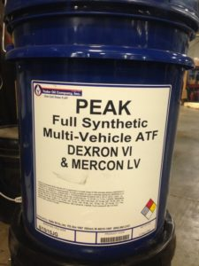 Peak Full Synthetic Multi Vehicle ATF