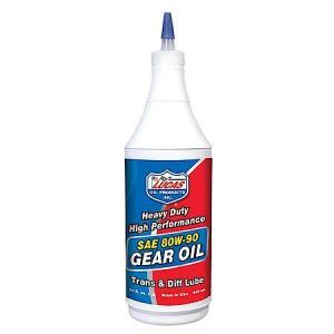 Lucas Heavy Duty 80W90 Gear Oil