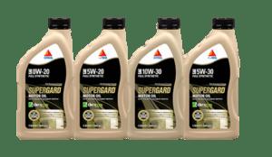Citgo Supergard FS Motor Oils