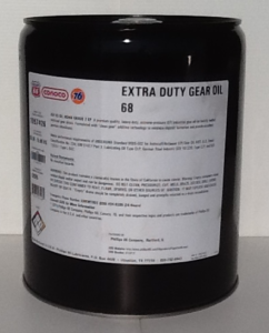 Phillips 66 Extra Duty Gear Oil 68