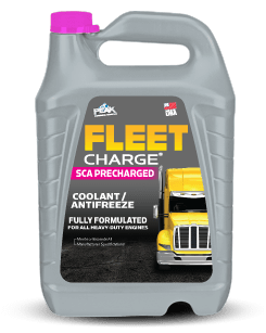 Peak Fleet Charge Concentrate Pink Antifreeze