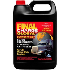 Peak Final Charge Global 50/50 Antifreeze