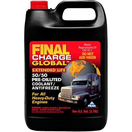 Peak Final Charge Global 50/50 Antifreeze