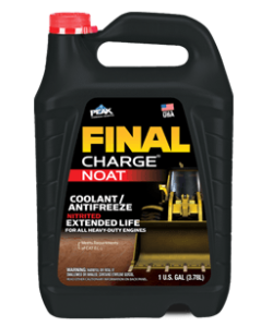 Peak Final Charge NOAT 5050 Antifreeze