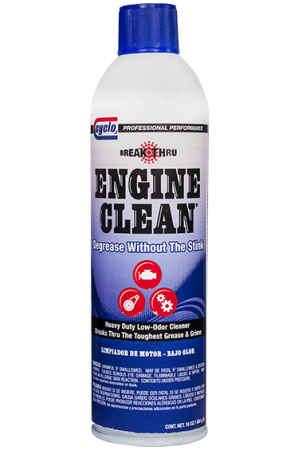 Cyclo Engine Clean Degreaser