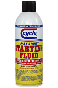 Cyclo Fast Start Starting Fluid