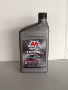 MARATHON CONVENTIONAL 10W40 MOTOR OIL