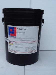 Perkins Perkut 483 Cutting Oil