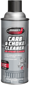 Johnsen's Carb Cleaner