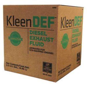 Kleen DEF - Diesel Exhaust Fluid
