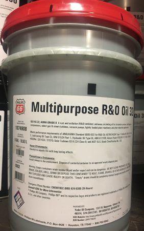 Phillips 66 Multipurpose R&O 32 Circulating Oil