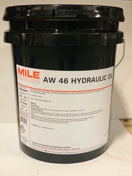 Milemaster AW 46 Hydraulic Oil