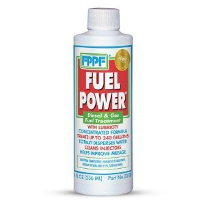FPPF Fuel Power Diesel Additive