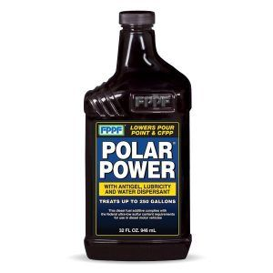 FPPF Polar Power Diesel Fuel Additive