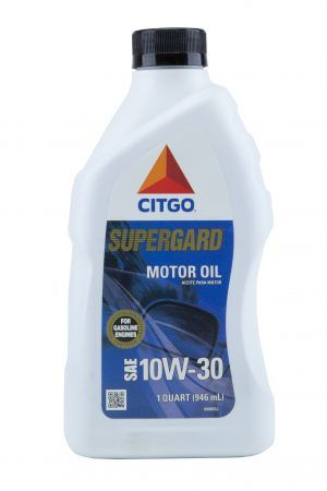 Citgo Supergard 10W30 Motor Oil