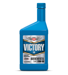Phillips 66 Victory AW 20W50 Aviation Oil